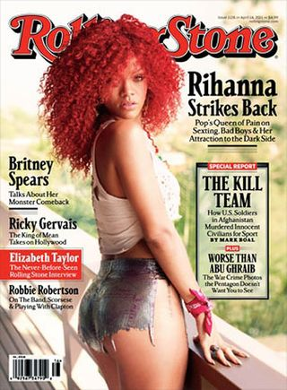 rihanna rolling stone 2011. singer available on april st half Rihanna+rolling+stone+photoshoot+2011